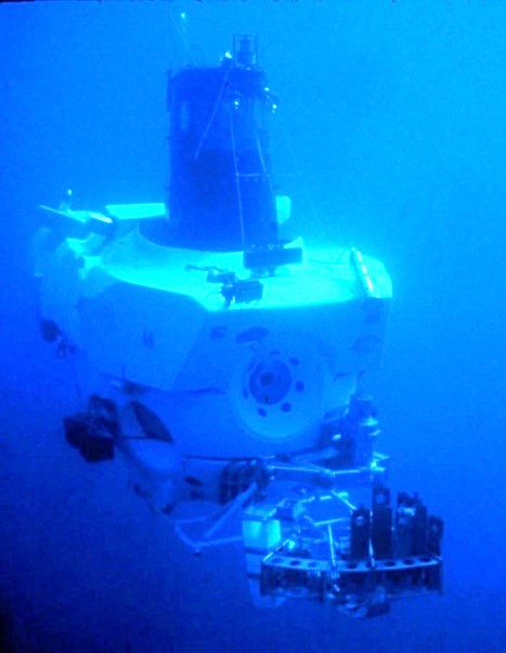 Alvin, Deep Ocean Research Submarine