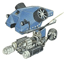 Jason Junior (JJ) a remotely operated vehicle